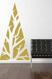 wall decals modern tree