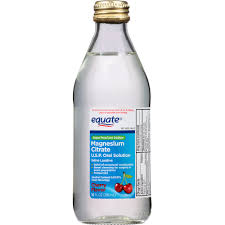 equate sugar free low sodium saline laxative cherry flavor 10 oz