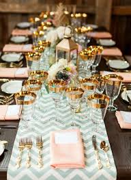 mariage original id es décoration de mariage pour la table en 80 idées originales