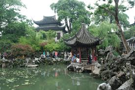 Garden Of Rocks by Kingdom Of Rocks Suzhou U0027s Lion Grove Garden Gounesco Go Unesco