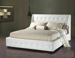 White Leather Platform Bed Platform Bed Frame Full Amazon U2013 Euro Screens