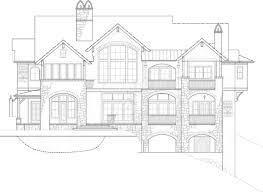 lakeside cottage house plans keowee lake mountain house plans luxury house plans