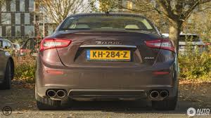 maserati brown maserati ghibli 2013 22 november 2017 autogespot