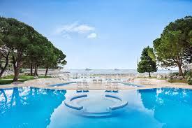 swimming pools le méridien beach plaza official site