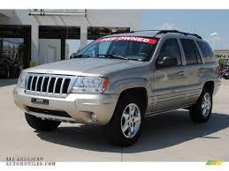 gray jeep grand cherokee 2004 2004 jeep grand cherokee limited in light pewter metallic 268084