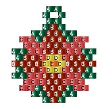 brick stitch bead patterns journal free christmas poinsettia