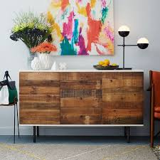 ikea console hack ikea hacks diy reclaimed wood buffet