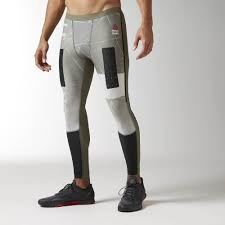 reebok reebok crossfit engineered compression leggings