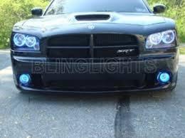 2008 dodge charger lights dodge charger srt 8 srt8 eye halo fog driving lights lamps