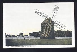 judah baker windmill on the bass river yarmouth ma cape cod