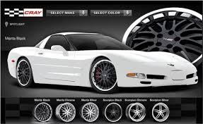 corvette wheels cray wheels rims for c4 c5 c6 corvette at corvette