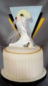 deco cake topper wedding cakes by franziska deco wedding cake design