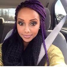 black hairstyles purple striking 25 purple braids on dark skin new natural hairstyles
