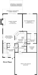 First Floor Master Bedroom Floor Plans by Regency At Stow The Carriage Collection The Tamarack Elite