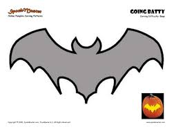 Bat For Halloween Bat Stencil Free Download Clip Art Free Clip Art On Clipart