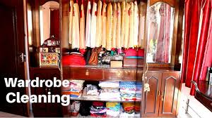 wardrobe organization indian closet cleaning and organization monthly routine indian