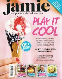 summer issue of jamie magazine out now jamie oliver news