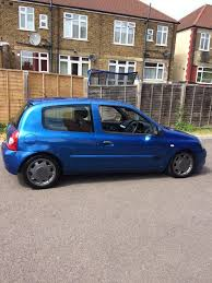 renault clio v6 modified renault clio mk2 1 4 172 replica modified in barnet london