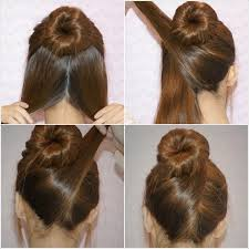 diy hairstyles in 5 minutes 25 five minute or less hairstyles that will save you from busy mornings
