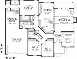main floor plan 2000 square foot craftsman home home decor