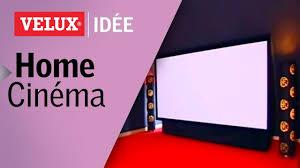 salle de cinema chez soi comment créer une salle home cinéma sous les toits youtube