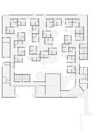 siheyuan floor plan óscar miguel ares álvarez housing for the elderly architecture