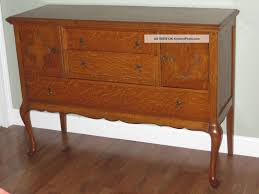 Buffet Tables And Sideboards by Antique Buffet Value Antique Tiger Oak Sideboard Buffet Server