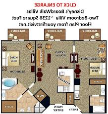 disney boardwalk villas floor plan beach club villas 2 bedroom lcd enclosure us
