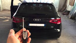 my audi stealth plate on my audi a3 2015
