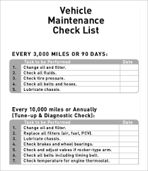 daily checklist template 10 free pdf documents download free