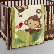 Monkey Crib Set Crib Mobile Fox Baby Crib Design Inspiration
