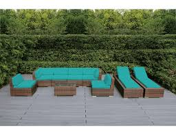 Patio Furniture Assembly Beautiful Outdoor Patio Wicker Deep Seating Sofa And Chaise Lounge