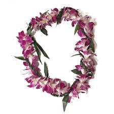 hawaiian leis orchid with ti leaf wrap the hawaiian company