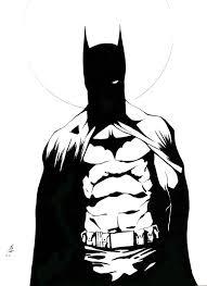 batman sketch inks spaciousinterior deviantart