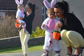 easter plays for children josie cunningham spotted on easter egg hunt with