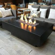 large propane fire pit table table fire pit custom propane fire pit tables backyard custom fire
