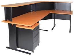 comptoir de bureau sogefab tout mobilier de bureau