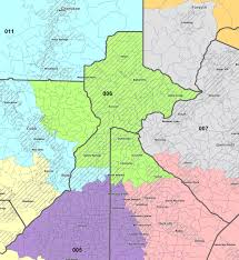 Map Price Dunwoody Talk Blog New Map For Congressman Tom Price