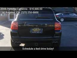 used porsche cayenne los angeles 2006 porsche cayenne s awd 4dr suv for sale in los angeles