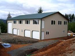 Metal Shop Homes Floor Plans 111 Best Pole Buildings Images On Pinterest Pole Barns Pole