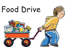 heritage academythanksgiving food drive