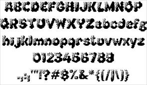 18 bubble letter fonts free ttf otf format download free