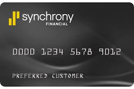 who accepts synchrony home design credit card financing city home