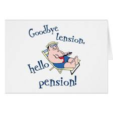 goodbye tension hello pension goodbye tension hello pension gifts t shirts posters