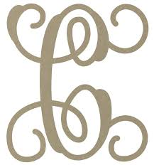 monogram letters best 25 mdf letters ideas on decorating wooden