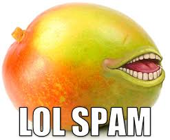 Mango Meme - the spamming mango of salamafrica know your meme