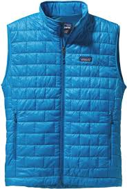 mens light blue vest patagonia men s nano puff vest old style backcountry edge