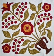 how to applique invisible machine applique and