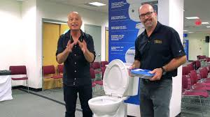 Howie At Home by Howie Mandel U0026 The Acticlean Self Cleaning Toilet Youtube