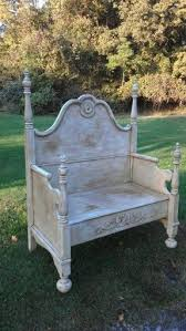 Shabby Chic Patio Furniture by Shabby Chic Benches Foter